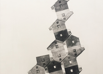thumb 4 små huse spejl